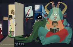 Are Your Monsters Afraid of the Dark?