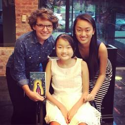 Mia Lee Book Launch